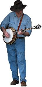 Phill Gibson, Banjo Instructor in Huntsville, Alabama